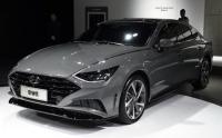 Sonata: Black horse of the B-class sedan ($24,000)