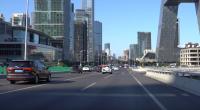 Dash Cam: Beijing 4K – Drive on East 3rd Ring Road – Beijing – China
