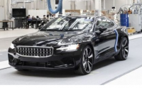 Volvo Polestar China Factory 2019