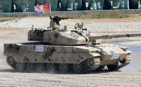 [VT-5] China's new light tank VT-5