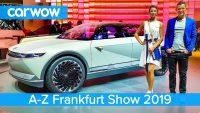 Best new cars coming 2020-2022 – Frankfurt Motor Show