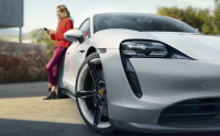 Porsche Taycan – All Electric 4×4 driven