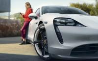 Porsche Taycan – All Electric 4×4 driven