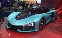 Red Flag S9 super car concept (1.9 second to 100km/h)