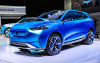 WEY-S Full Electric Car – Next generation design direction