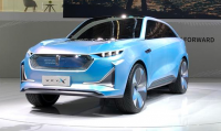 WEY-X Full Electric SUV