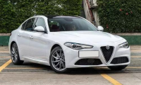 Why can't Alfa Romeo giulia sell?