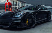 Techart Edition Porsche Palamera ST Turbo S Hybrid