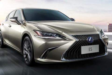 Lexus to take on BBA (Benz BMW Audi) in China