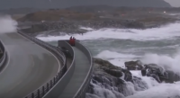 Most Scary and Extreme Road For The Driver To Drive
