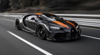 Bugatti Chiron World Speed Record – 490 km/h