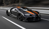 Bugatti Chiron World Speed Record – 490 km/h