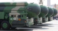 DF 41 ICBM Intercontinental Ballistic Missile