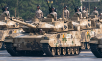[T-15] Chinese new Light Main Battle Tank