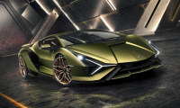 Sián – Fastest and most powerful Lamborghini