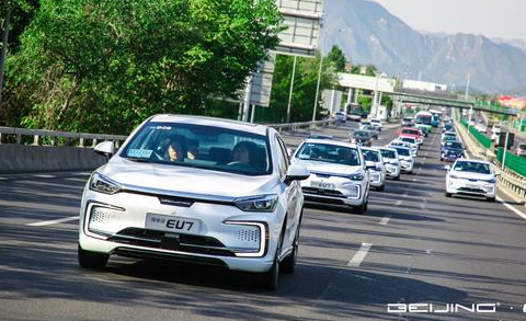 [Gallery] BAIC New Energy EU7