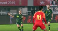 [2019-11-15] U23 International Friendly China 1-5 Australia
