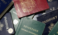 [Passport] Ranking of World's Passports