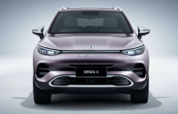 DENZA X seven seater Electric SUV