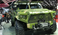 [DongFeng Warrior] Warrior Military Off-Road Vehicle