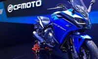 CFMOTO targeting India market