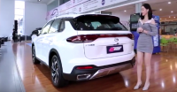 GAC Trumpchi GS5 in 4S Shop Beijing
