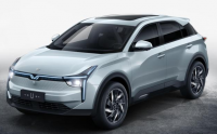 Hozon U model EV SUV