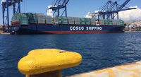 China COSCO plans to turn Greece Piraeus port into the biggest commercial harbor in Europe