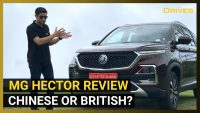 MG Hector Review: India's First Internet Car | Chinese or British?