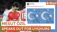 [2019.12.14] Arsenal distance themselves from Mesut Özil comments on Uighurs' plight