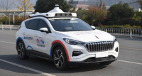 China Allows Self-Driving Cars to Carry Passengers in Road Tests