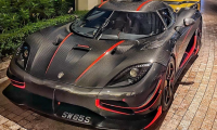 [Gallery] Koenigsegg Agera RS – Full carbon fiber