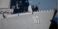 Iran to conduct naval drills with China and Russia
