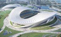 Sport Facilities Football Fields China
