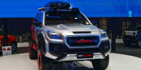 Haval H9 Off-Road Large SUV