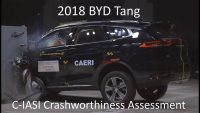 2018-2020 BYD Tang C-IASI Crashworthiness Tests