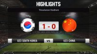 [2020.01.09] [U-23] AFC U23 Champ-2020 (SUMMARY) – NOT TOO BAD