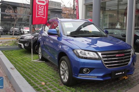 [Chile] Chinese car brands make a splash on Chilean auto market