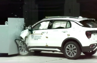 [C-IASI] Lynk&Co 01 2017 model front 25% offset collision