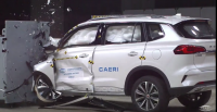 C-IASI 2019 SAIC Roewe RX5 MAX crash test