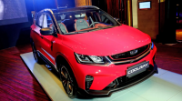 [Coolray] Belarus made Geely Coolray (SX11) ready for sale ($18,000)