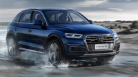 2019 Audi Sales in China: 688,888 units