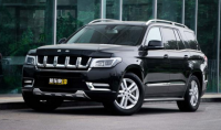 [BJ 90] BAIC's most expensive SUV Beijing Jeep BJ 90 ($140,000 – 170,000)