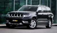 [BJ 90] BAIC's most expensive SUV Beijing Jeep BJ 90 ($140,000 – 170,000)