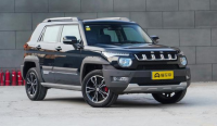 BAIC Beijing Jeep B20 on sale ($14,000 to $20,000)