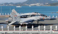 Chinese Aircraft Carrier Battle Groups