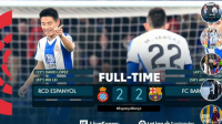 [2020.01.04] Wu Lei scores against Barcelona 2:2