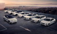 [SALES] Volvo sales number in the world (2019: 705,452)