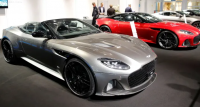 Geely in talks to pump cash into Aston Martin
