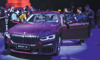 [SALES in CHINA] China is the largest market of BMW cars (2019:  723,680 units)
